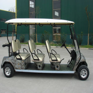 Classic Type 6 Seats Electric Golf Car (RSE-2068) pictures & photos