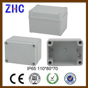 250*80*70 Breaker OEM Service Distribution Electrical Outlet Junction IP65 Hinged Plastic Waterproof Junction Box pictures & photos