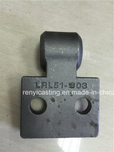 Casting Lock Rod Lug, Lost Wax Casting, ASTM-A27 Casting pictures & photos