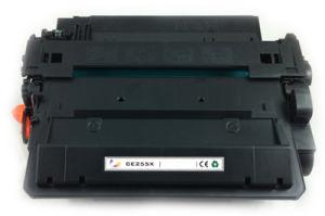 Original Black Toner Cartridge for HP CE255A 55A 55X pictures & photos