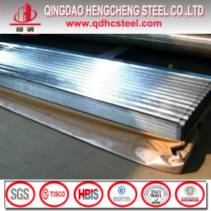 Corrugated Aluzinc Galvalume Steel Roofing Sheet pictures & photos