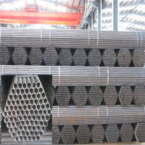 Low Carbon Hot Rolled Seamless Steel Pipe pictures & photos
