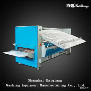 Fully Automatic Industrial Laundry Folding Machine for Sheets pictures & photos