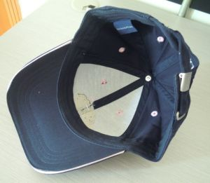 Brushed Golf Cap with Adjustable Strap pictures & photos