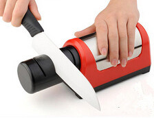 Well Sold China Electrical Kitchen Knife Sharpener Wholesale pictures & photos