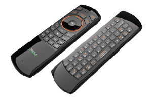 Air Mouse Mini 2.4G Wireless Mouse Keyboard for Smart TV pictures & photos