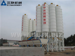 Hzs90 Ready Mix Aggregate Batching Plant for Sale