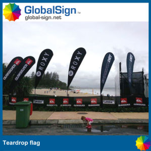 Hot Selling 4.5m Flying Banners, Beach Flags for Sale pictures & photos