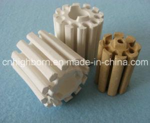 High Temperature Cordierite Ceramic Bobbin pictures & photos