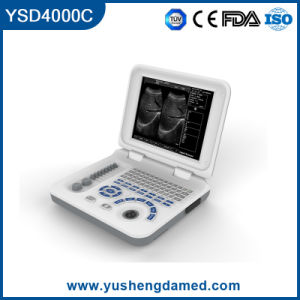 Laptop High Quality Multi-Parameter Diagnosis Ultrasonic Hospital Equipment Ultrasound pictures & photos