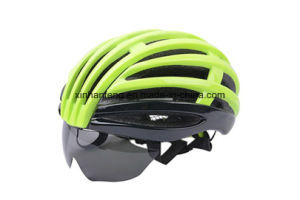 Bright Color Bicycle Racing Helmet for Adult (VHM-036) pictures & photos