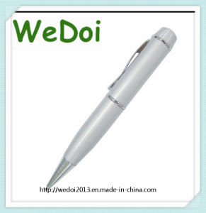 Promotional Pen USB Flash Drive with Full Capacity (WY-P17) pictures & photos
