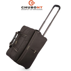Chubont High Waterproof Nylon Trolley Duffel Bag for Travel pictures & photos