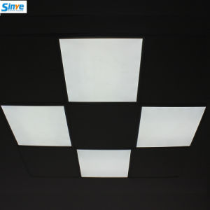 Ultra Slim 9X595X595mm 36W/48W/60W LED Square Flat Panel Light