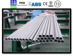Seamless Stainless Steel Pipe of Super Duplex Uns S32750 S32760 S31803 S32250 904L pictures & photos