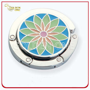 Creative Style Customized Folding Soft Enamel Purse Hanger pictures & photos