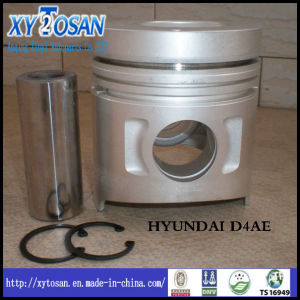Cylinder Piston for Hyundai 4afe pictures & photos