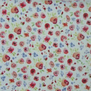 Oxford 600d High Density PVC/PU Flower Printing Polyester Fabric (KL-07) pictures & photos