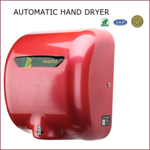 ABS Plastic Auto Jet Air Hand Dryer for Bathroom (AK2630) pictures & photos