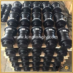Excavator Bottom Roller Friction-Welding Track Roller Undercarriage Parts pictures & photos