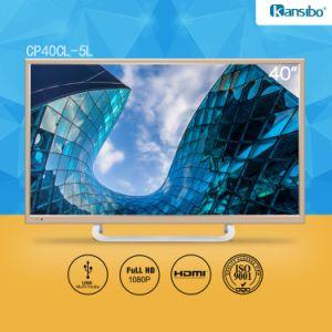 40-Inch Cheap Price LED 1080P HDTV with Aluminium Alloy Fram