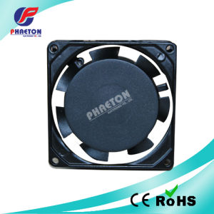 220V Sleeve Ball Bearing 80mm 8025 Silent Fan for Computer pictures & photos