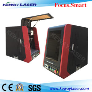 50W Fiber Laser Marking Cutting Machine pictures & photos