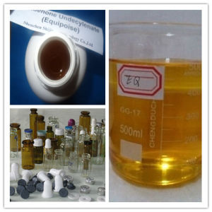 Boldenone Undecylenate Anabolic Steroid Equipoise Finished Oil EQ Injection Recipe pictures & photos