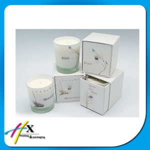 Luxury Paper Candle Packging Box Drawer Gift Box pictures & photos