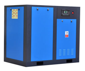 New 22kw Domestic Screw Air Compressor with Ghh Head pictures & photos