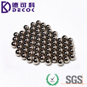 China 0.4mm 10mm 17.7mm Solid Stainless Steel Ball pictures & photos
