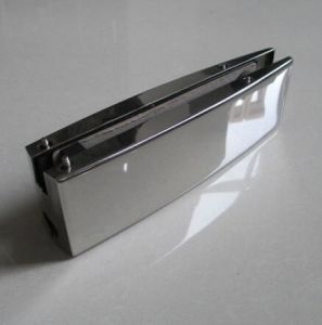 Stainless Steel Glass Door Patch Fitting (PT-002) pictures & photos