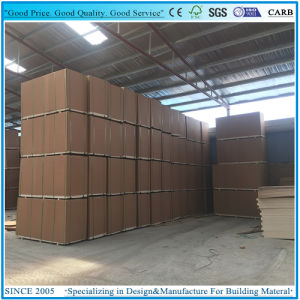 Cheap Price 1.7mm Flat Door Size Plywood for Plywood Door Panel pictures & photos