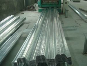 Building Materials Galvanized Corrugated Metal Steel Decking Prices pictures & photos