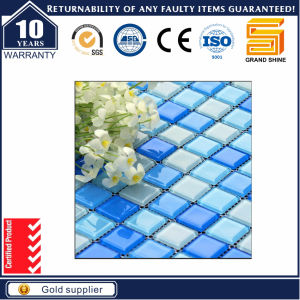 Crystal Glass Tile Blue Blend Gsb1020 pictures & photos