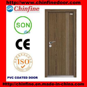 2017 New Design PVC Doors (CF-W010) pictures & photos