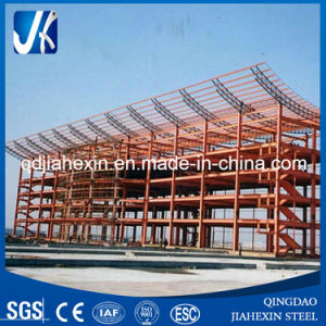 Light Prefabricated Design Structure Steel Frame Workshop for Sale pictures & photos