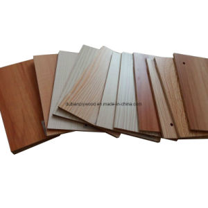 E1 Combi Core Melamine Plywood for Decorations pictures & photos