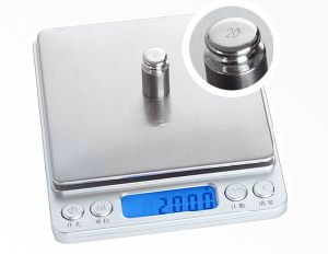 Diamond Pocket Scale with LCD Display pictures & photos