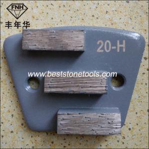 CD-59 Metal Diamond Wheel for Concrete Surface Grinding