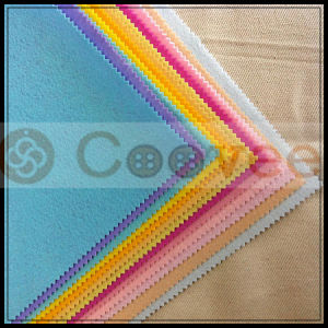 100% Polyester Needle Punched Nonwoven Color Felt with Oeko-Tex