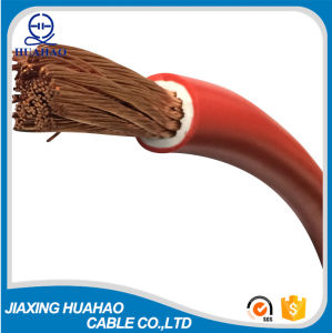 CCA Conductor PVC Jacket Welding Cable (16mm2 10mm2 35mm2) pictures & photos