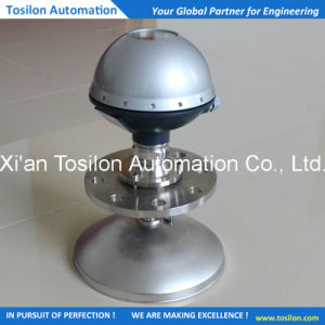 Radar Type Continuous Level Transducer for Powder Level Measurement pictures & photos