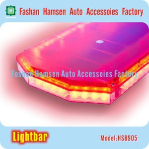 LED Emergency Amber Police Traffic Car Warning Strobe Lightbar pictures & photos