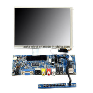 OEM 8 Inch SKD Module USB Touchscreen VGA Input pictures & photos