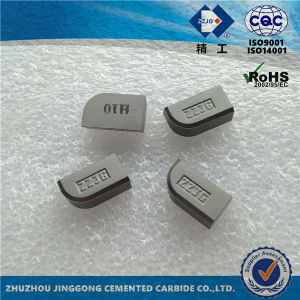Tungsten Carbide Turning Inserts with ISO Approved pictures & photos