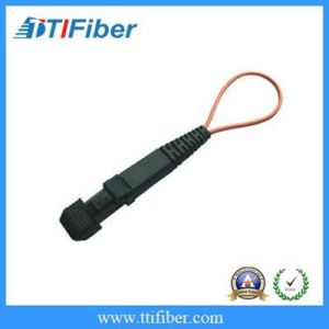 Fiber Optical Loopback with MTRJ Connector pictures & photos