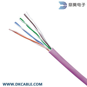 LAN Cable Cat5e 4pairs 24AWG pictures & photos