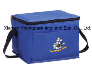 Promotional Reusable Cloth Small Insulated Ice Cooler Bag pictures & photos