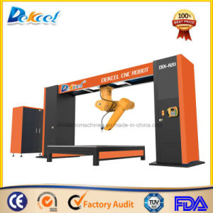 500W 1000W New 3D Robot Fiber Metal Laser Cutting Machine for Automotive Industry pictures & photos